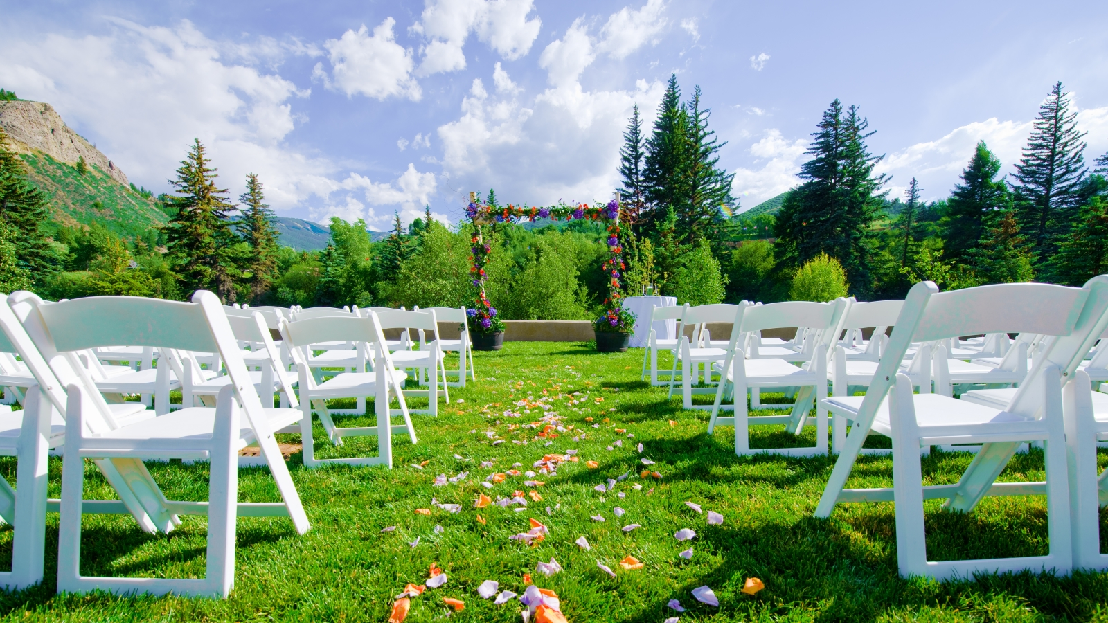 The Westin Riverfront Resort Spa Avon Vail Vailley Weddings