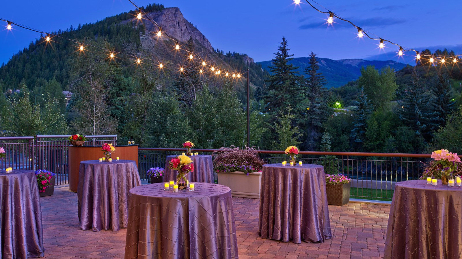 The Westin Riverfront Resort Spa Avon Vail Valley Weddings
